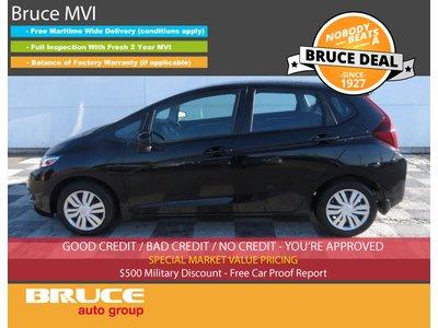 2015 Honda Fit LX 1.5L 4 CYL CVT FWD 5D HATCHBACK | Bruce Hyundai