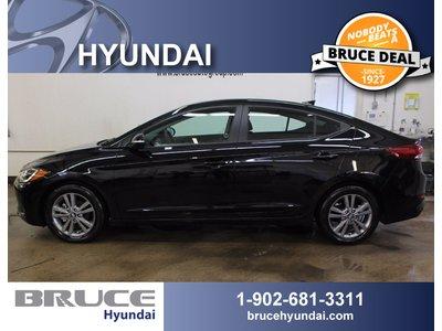 2017 Hyundai Elantra GL 2.0L 4 CYL AUTOMATIC FWD 4D SEDAN | Bruce Hyundai
