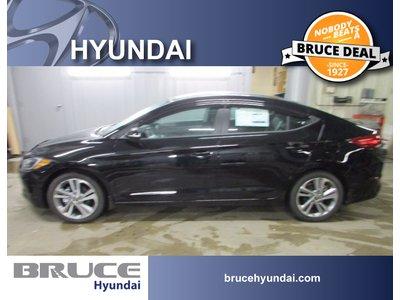 2017 Hyundai Elantra GLS 2.0L 4 CYL AUTOMATIC FWD 4D SEDAN | Bruce Hyundai