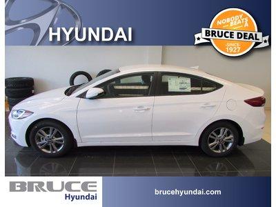 2018 Hyundai Elantra GL 2.0L 4 CYL AUTOMATIC FWD 4D SEDAN   Bruce Hyundai