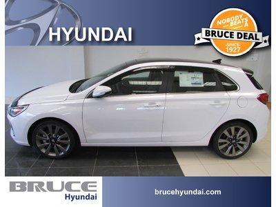 2018 Hyundai Elantra GT SPORT 1.6L TURBO 6 SPD MANUAL FWD HATCHBACK | Bruce Hyundai