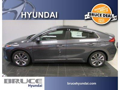 2018 Hyundai IONIQ HYBRID Limited with Technology | Bruce Hyundai
