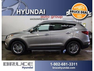 2017 Hyundai Santa Fe SPORT 2.4L 4 CYL AUTOMATIC AWD | Bruce Hyundai