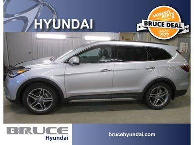 2017 Hyundai Santa Fe XL 3.3L 6 CYL AUTOMATIC AWD | Bruce Hyundai
