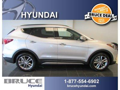 2017 Hyundai Santa Fe SPORT SE 2.0L 4 CYL TURBO AUTOMATIC AWD | Bruce Hyundai