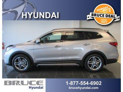 2017 Hyundai Santa Fe XL LIMITED 6 PASS. | Bruce Hyundai