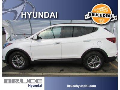 2018 Hyundai Santa Fe SPORT 2.4L 4 CYL AUTOMATIC AWD | Bruce Hyundai