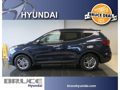 2018 Hyundai Santa Fe SPORT PREMIUM 2.4L 4 CYL AUTOMATIC FWD | Bruce Hyundai