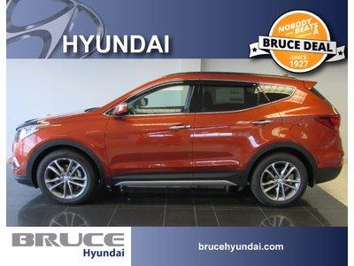 2018 Hyundai Santa Fe SPORT LIMITED 2.0L 4 CYL TURBO AUTOMATIC AWD | Bruce Hyundai