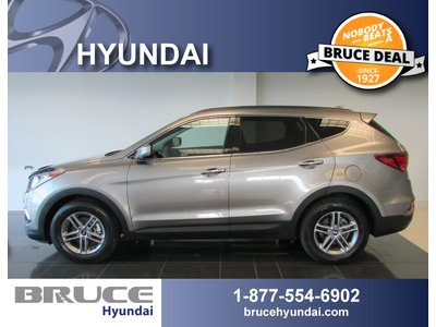 2018 Hyundai Santa Fe SPORT SE 2.4L 4 CYL AUTOMATIC AWD | Bruce Hyundai