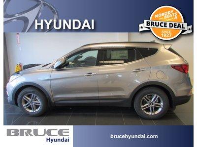 2018 Hyundai Santa Fe Sport PREMIUM   Bruce Hyundai