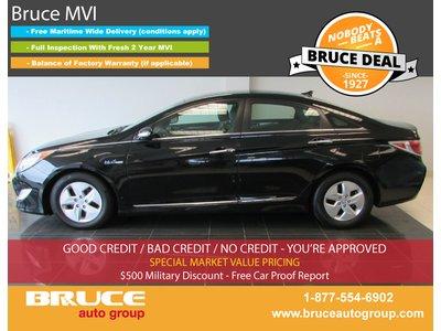 2012 Hyundai Sonata Hybrid 2.4L 4 CYL AUTOMATIC FWD 4D SEDAN | Bruce Hyundai