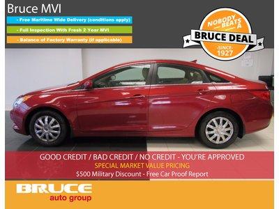 2013 Hyundai Sonata GL 2.4L 4 CYL AUTOMATIC FWD 4D SEDAN | Bruce Hyundai