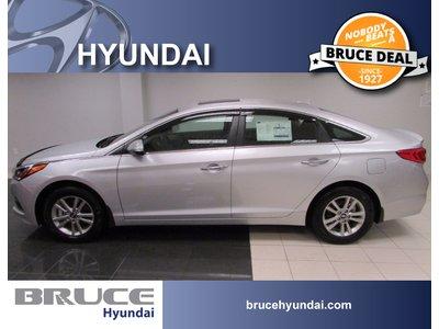 2017 Hyundai Sonata GLS 2.4L 4 CYL AUTOMATIC FWD 4D SEDAN | Bruce Hyundai