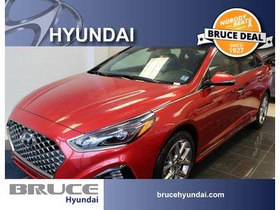 2018 Hyundai Sonata 2.0T Sport   Bruce Hyundai