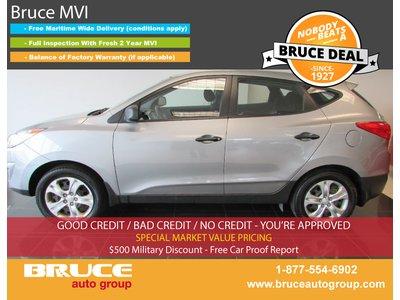 2013 Hyundai Tucson GL 2.4L 4 CYL AUTOMATIC AWD | Bruce Hyundai