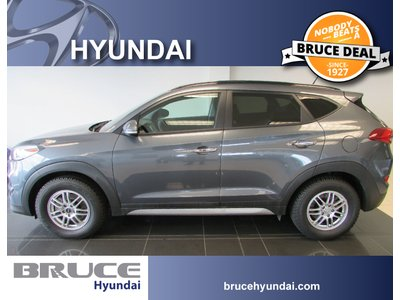 2017 Hyundai Tucson 1.6L 4 CYL TURBO AUTOMATIC AWD | Bruce Hyundai