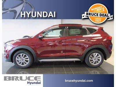 2017 Hyundai Tucson SE 2.0L 4 CYL AUTOMATIC AWD | Bruce Hyundai