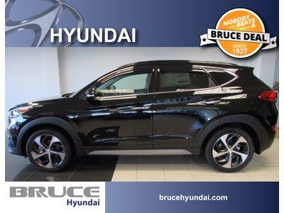 2017 Hyundai Tucson ULTIMATE 1.6L 4 CYL TURBO AUTOMATIC AWD | Bruce Hyundai