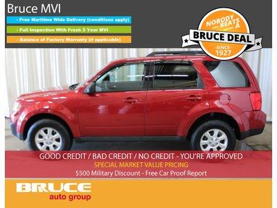 2010 Mazda Tribute GX 2.5L 4 CYL 5 SPD MANUAL FWD | Bruce Hyundai