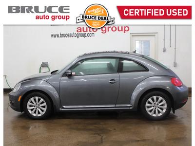 2014 Volkswagen Beetle Coupe - NAVIGATION / SUN ROOF / HEATED SEATS | Bruce Hyundai