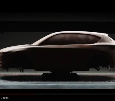 Tout nouveau Mazda CX-5 2017!
