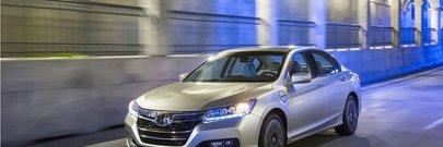 Honda Accord Hybrid named Canada's 2014 Green Car of the Year