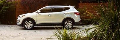 2015 Hyundai Santa Fe : Game Changer
