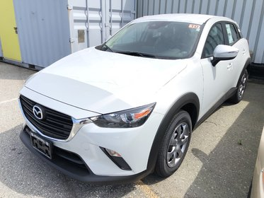 2019 Mazda CX-3 GX FWD on sale! Check out the details!