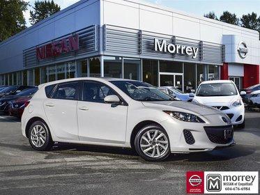 2013 Mazda Mazda3 Sport GX A/C Convenience * Bluetooth, Keyless Entry!