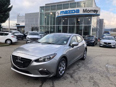2014 Mazda Mazda3 Sport GX-SKY at