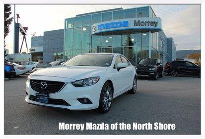 2014 Mazda Mazda6 GT at