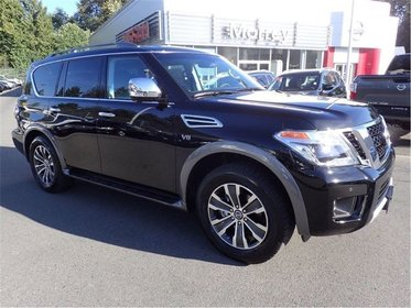 Pre-Owned 2017 Nissan Armada SL 8 Passenger * Fully Redesigned! Demo ...