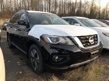 2019 Nissan Pathfinder SV Tech V6 4x4 at