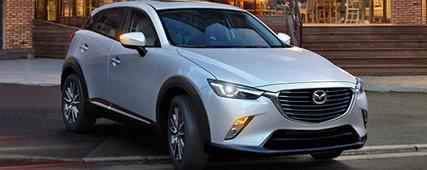 Wow! Le Mazda CX-3 remporte le premier rang au banc d'essai dans Protégez-vous!