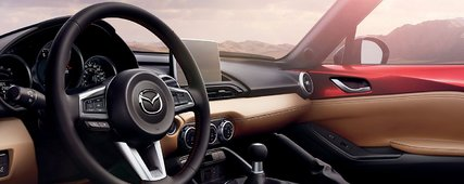 Spend the best summer of your life at the wheel of a 2017 Mazda MX-5 roadster!