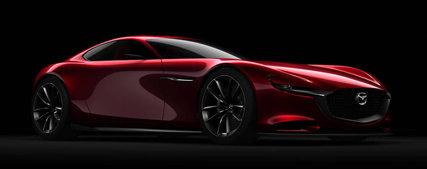 La Mazda RX-Vision: Enfin dévoilée, les amateurs applaudissent le design et les lignes de la nouvelle vedette de Mazda!