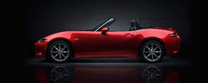 La MX-5 : meilleure nouvelle voiture de l'année! Portrait d'une gagnante…