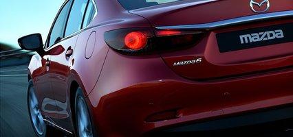 La nouvelle Mazda 6 2014