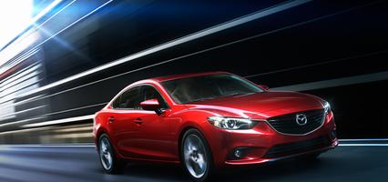 """La nouvelle Mazda6 2014 nommée """"Premier Choix Sécurité+"""" par  l'IIHS"""