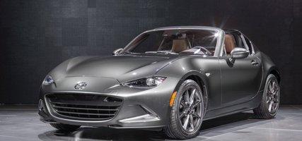 1 000 exemplaires de la Mazda MX-5 RF Launch Edition sur le marché américain