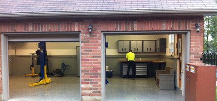 Rénovation du garage, un choix futé pour votre voiture ou pour la revente