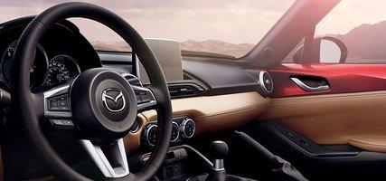 Passez le plus bel été de votre vie au volant d'une Mazda MX-5 2017 à toit souple!