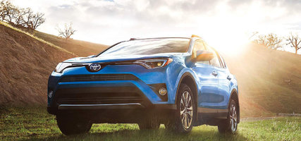 The 2017 Toyota RAV4 Hybrid Awarded Canadian Green Utility Vehicle of the Year!