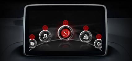 Découvrez Mazda Connect, un système d'infodivertissement très novateur!