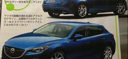 Mazda 3 2014 - Elle s'en vient!