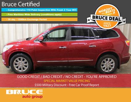 2014 Buick Enclave Premium 3.6L 6 CYL AUTOMATIC AWD