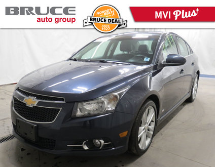 2014 Chevrolet Cruze RS LT - HEATED SEATS / LEATHER / REAR CAMERA
