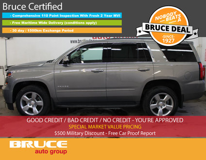 2017 Chevrolet Tahoe LT - THE LOWEST PRICE IN CANADA