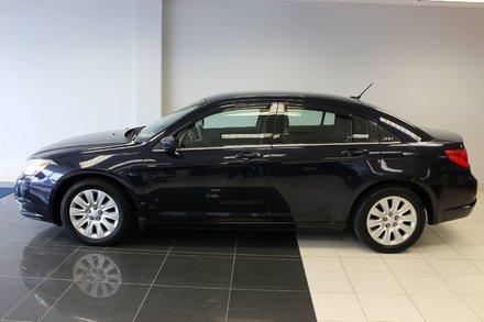 2012 Chrysler 200 LX 2.4L 4 CYL AUTOMATIC FWD 4D SEDAN